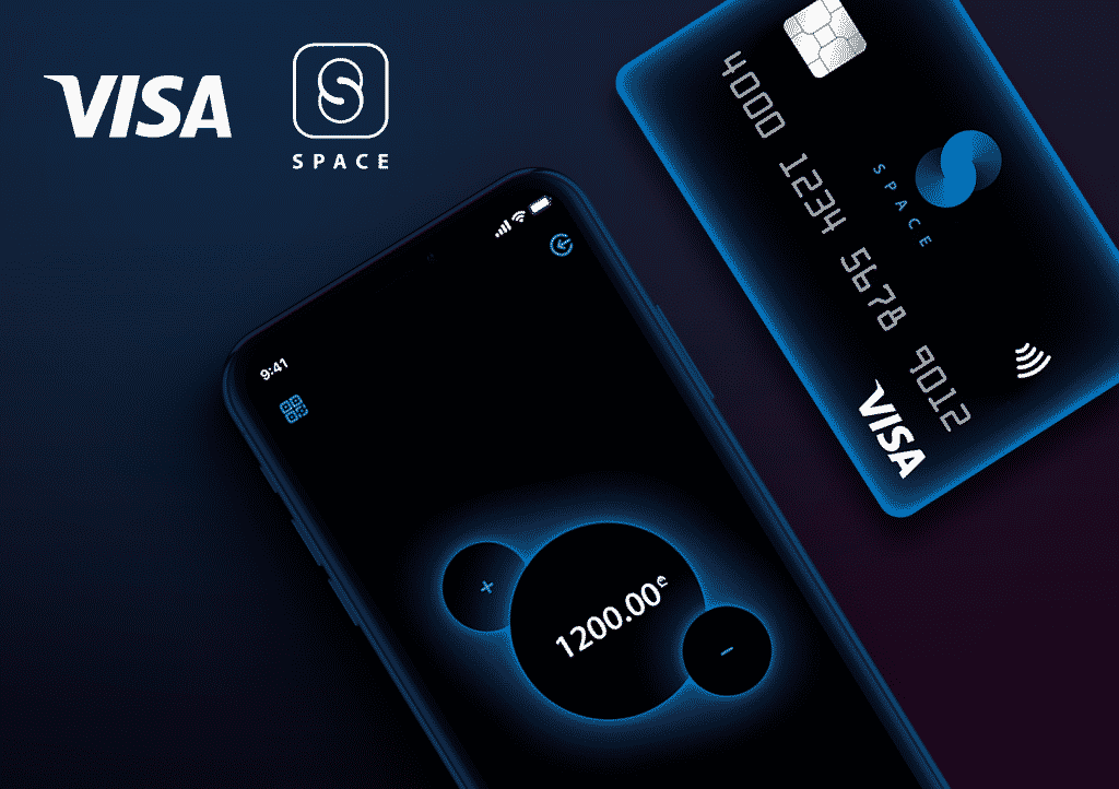 Visa And Georgia's Tbc-Backed Neobank - Space Announce Strategic Partnership