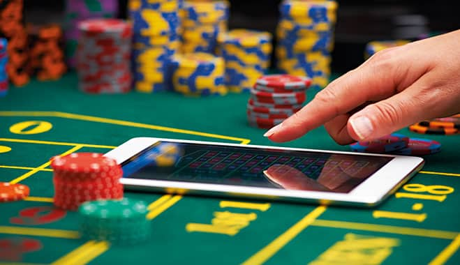 Online Gambling Industry rising as a consequence of the COVID-19 pandemic