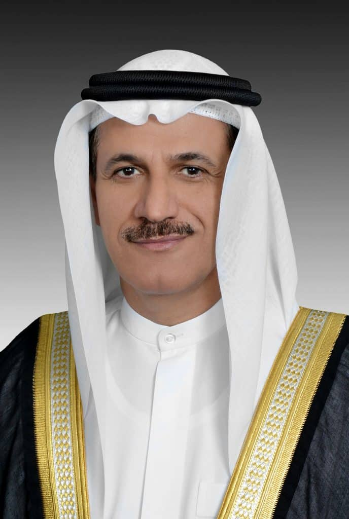 H.E. Eng. Sultan Al Mansoori