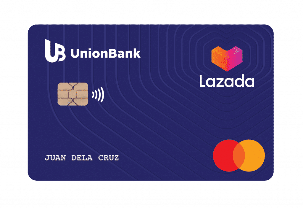 UnionBank, Lazada and Mastercard launch the Philippines' first e-commerce credit card