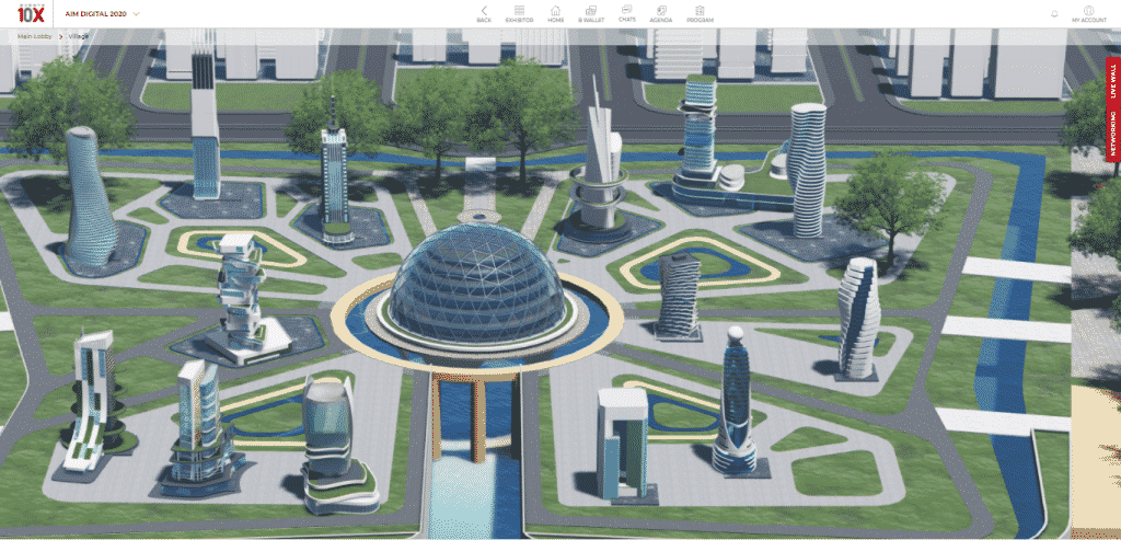 AIM Digital: Virtual Village